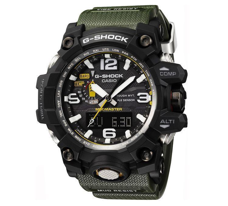 orologio Casio G-Shock Master Of G GWG-1000 Mudmaster