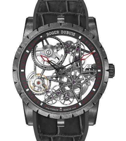 Orologio Roger Dubuis Excalibur Automatico Scheletrato #31781
