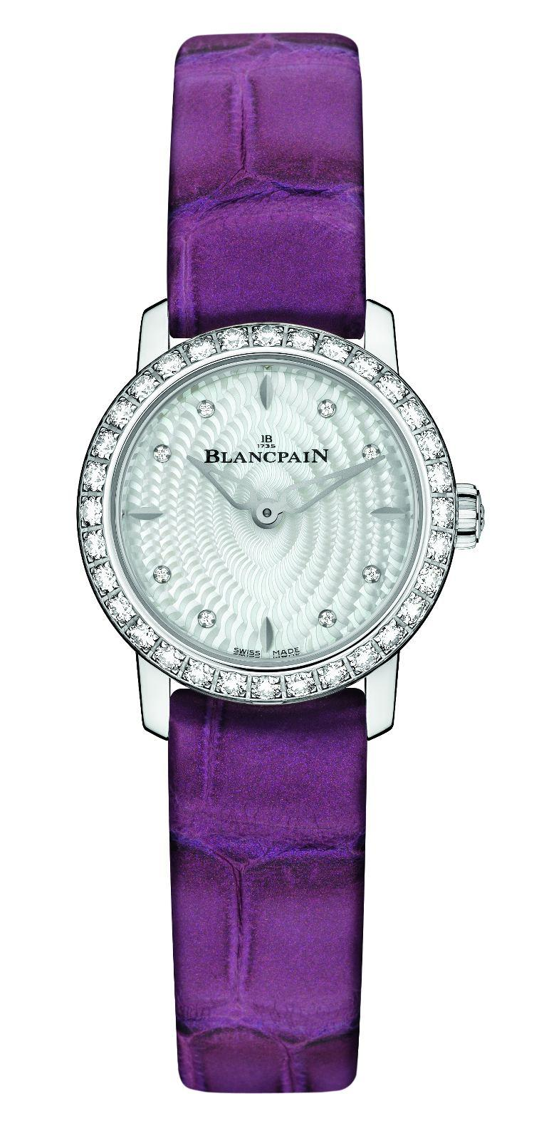 Baselworld 2016 - Blancpain Piece Unique Replica OrologiLadybird
