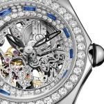 Corum Fa Brillare il 2016 con 3 Bubble High Jewellery Skeleton