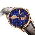 News: Arnold & Son HM Double Hemisphere Perpetual Moon