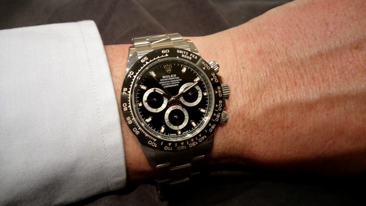 Rolex Nero Prezzo