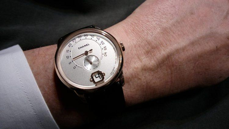 orologio Chanel Monsieur de Chanel