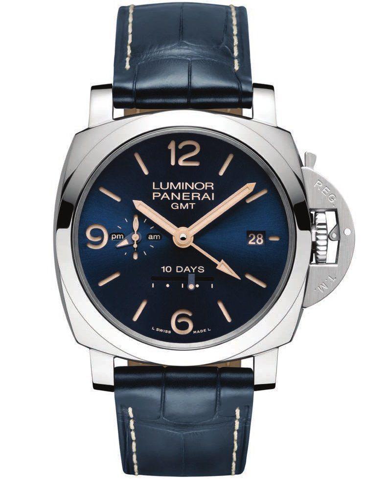 Luminor 1950 10 Days Automatic Acciaio – 44 mm PAM00689 Blue Dial