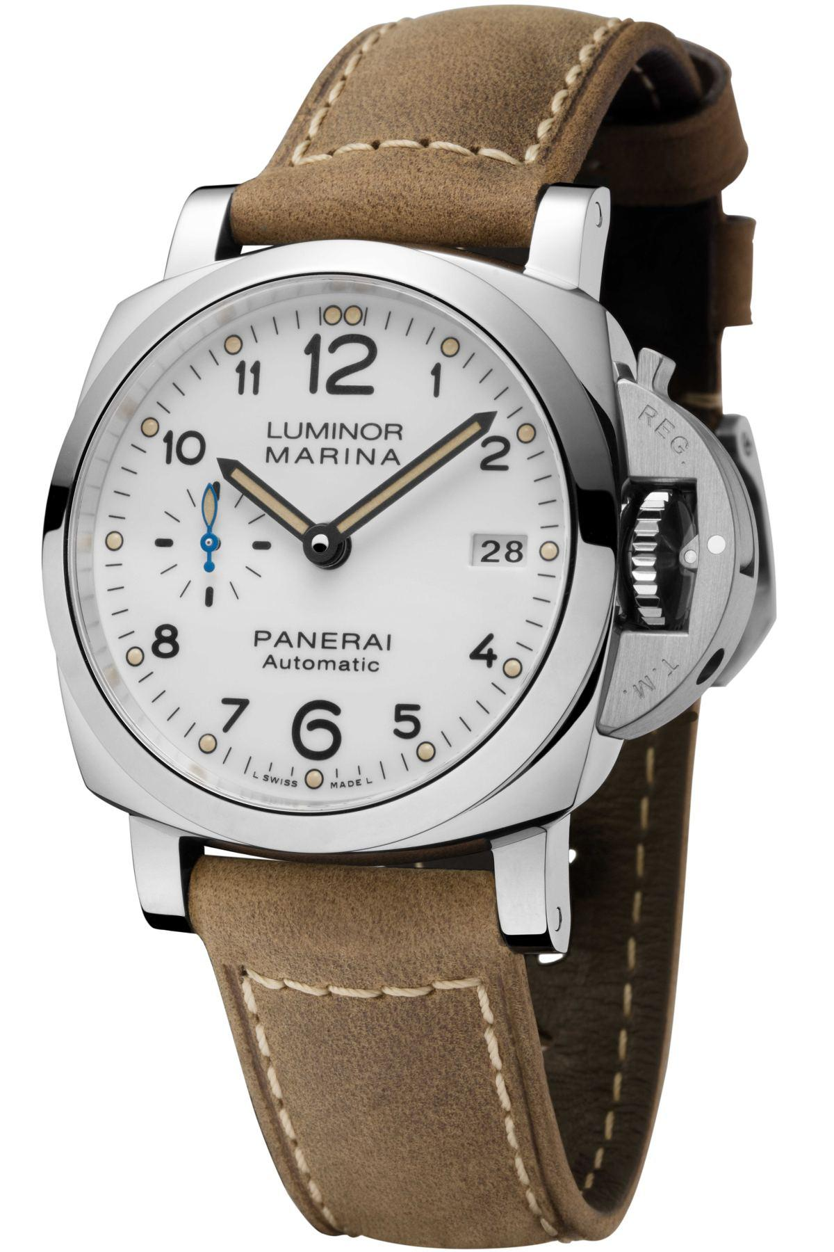 5 nuovi panerai luminor marina 1950 3 days automatic acciaio. Black Bedroom Furniture Sets. Home Design Ideas