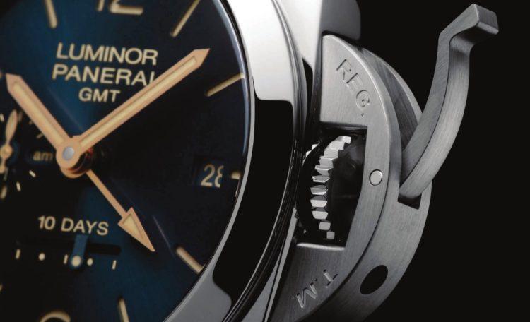 collezione orologi Panerai Blue Dial