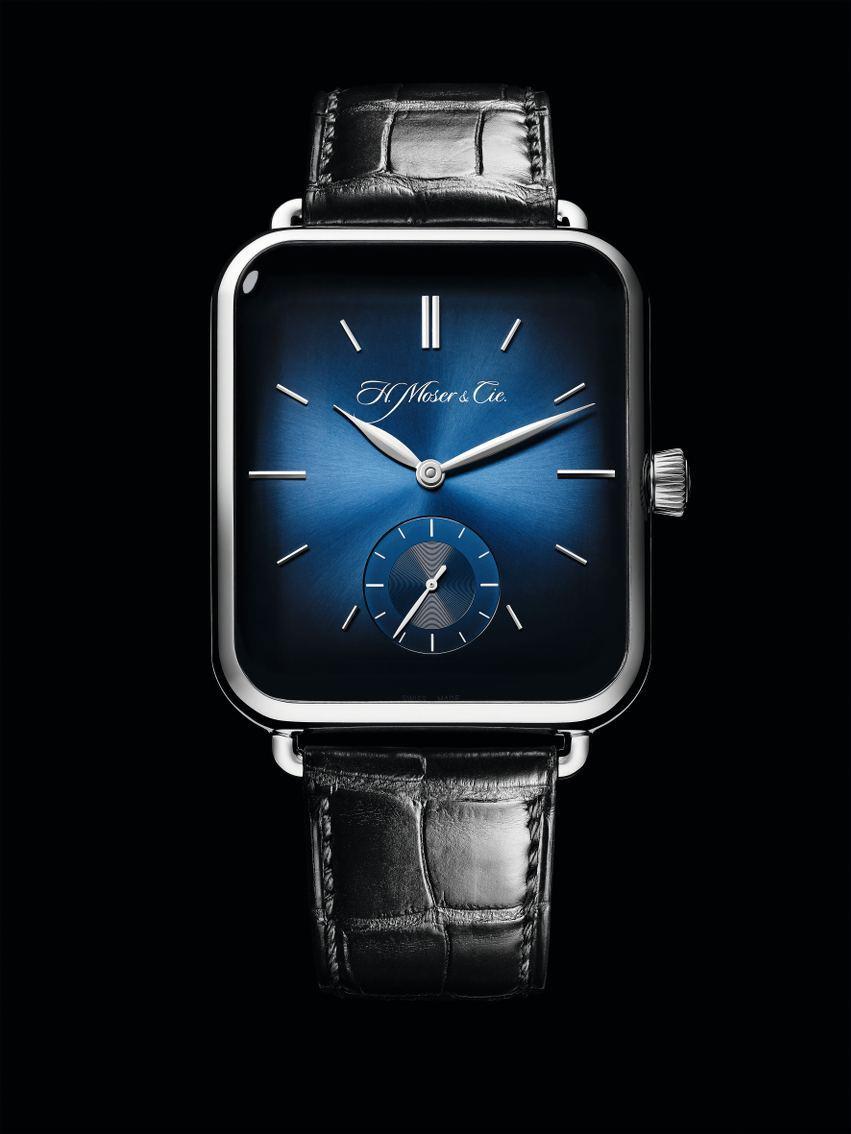 H. Moser & Cie. Introduce Swiss Alp Watch S (VIDEO)