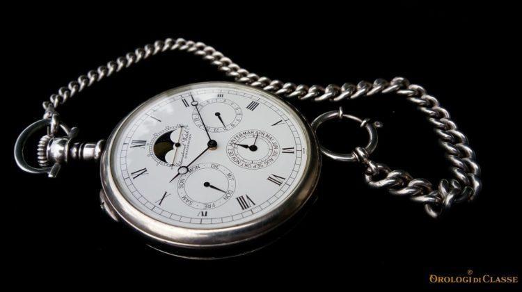 """Esclusivo: Thomas Prescher IWC Half-Flying Tourbillon Calendario Annuale, NON esattamente quello che ti aspetteresti come """"prima opera"""" da uno studente orologiaio"""