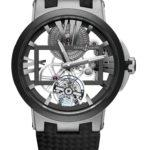 Ulysse Nardin Presenta Executive Skeleton Tourbillon