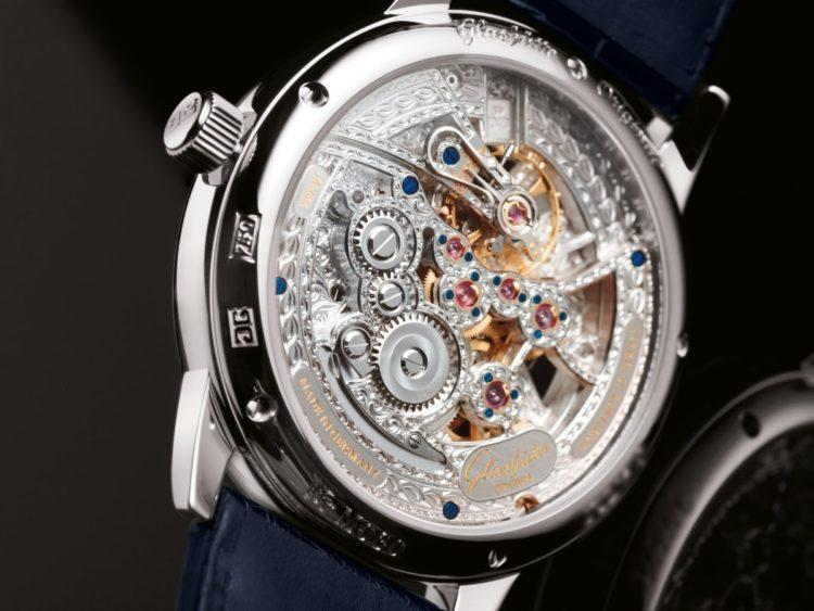 movimento Senator Moon Phase Skeletonized Edition
