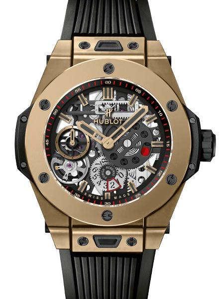 Orologio Hublot Big Bang Meca-10 Magic Gold #34614