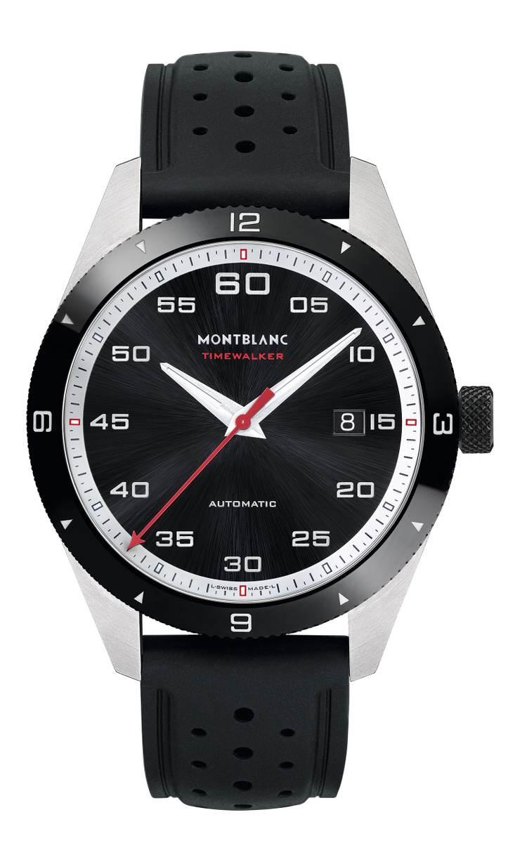 Novità 2017 TimeWalker Automatic Date