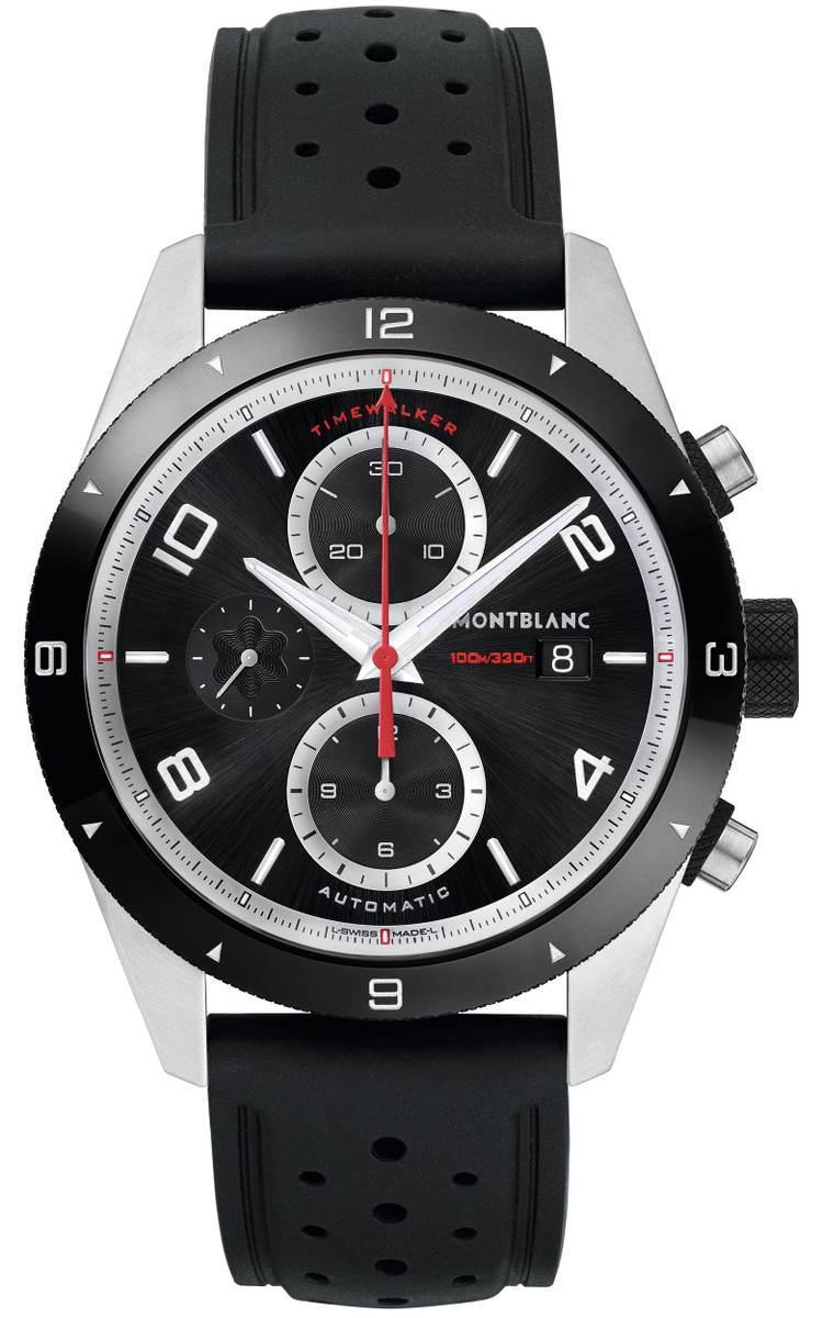 Novità 2017 TimeWalker Chronograph Automatic
