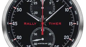 Montblanc Presenta al SIHH 2017 5 Nuovi Orologi TimeWalker