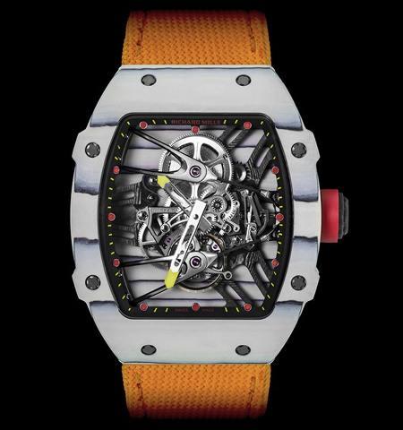 Orologio Richard Mille RM 27-02 Tourbillon Rafael Nadal #35289