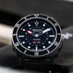 "Alpina Seastrong Horological Smartwatch: Un Subacqueo ""Smart"""