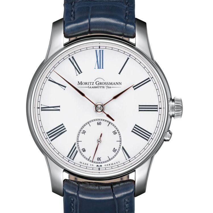 orologio Grossmann Atum Enamel oro bianco