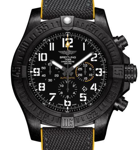 Orologio Breitling Avenger Hurricane 12H Black #35397