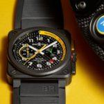Bell & Ross BR03 RS17 Ispirato dal Team F1 Renault 2017