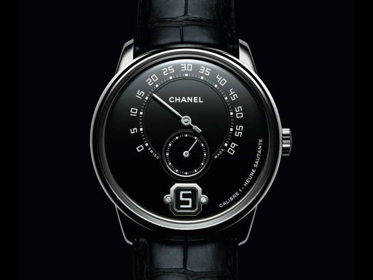 orologio Chanel Monsieur de Chanel Platino