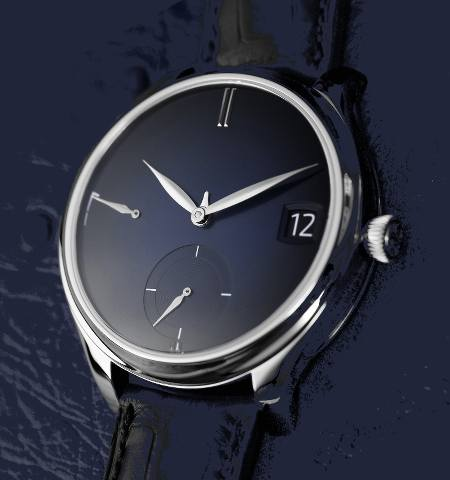 Orologio H. Moser & Cie Endeavour Perpetual Calendar Purity #35628