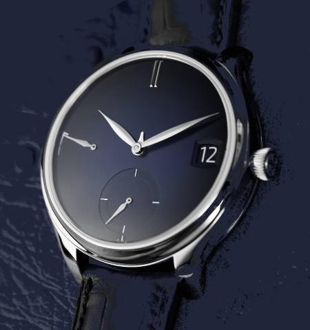 Orologio H. Moser & Cie Endeavour Perpetual Calendar Purity #35628