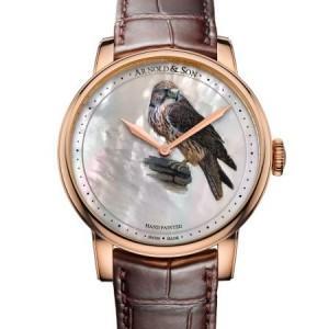 Immagine orologio Arnold & Son modello Métiers d'Art HM Falcon