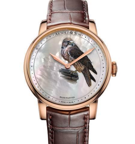 Orologio Arnold & Son Métiers d'Art HM Falcon #35643