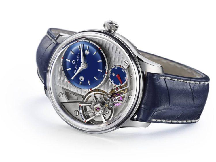 orologio Maurice Lacroix Masterpiece Gravity Blue
