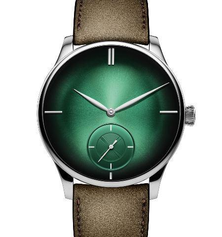 Orologio H. Moser & Cie Venturer Small Seconds XL Purity #35680