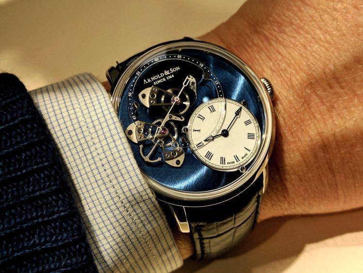 orologio Arnold & Son DSTB