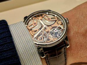 orologio Arnold & Son Tourbillon Chronometer No. 36