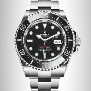 Immagine orologio Rolex modello Sea-Dweller Oyster Perpetual