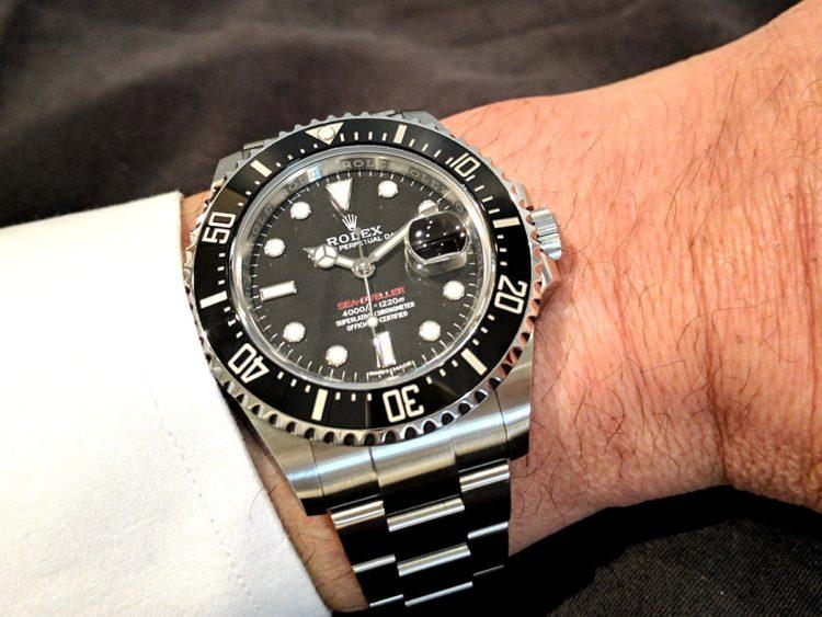 Rolex Sea-Dweller 2017 Orologi di replica