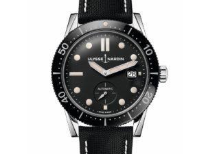 orologio Ulysse Nardin Diver Le Locle Vintage
