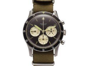 cronografo vintage Breitling anni 60