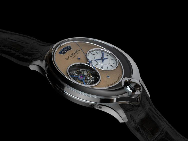 David Candaux The First 8 orologio