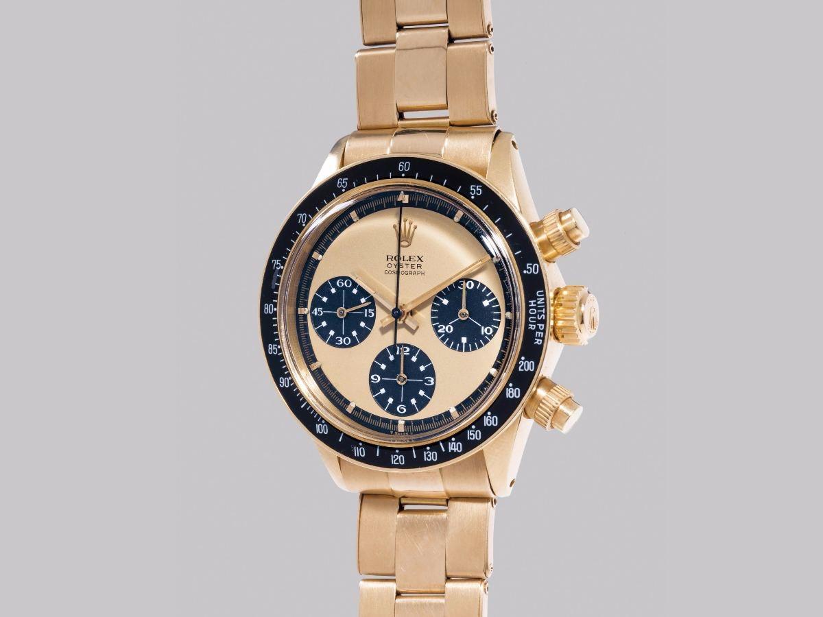 3ef9dd2bc1ab Venduto a 17+ milioni Il Rolex di Paul Newman, Il più caro al mondo ...