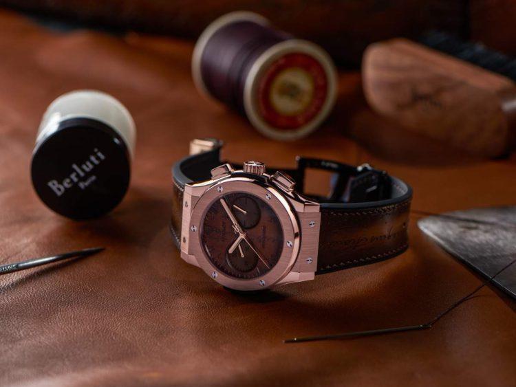 orologio Hublot Classic Fusion Chronograph Berluti