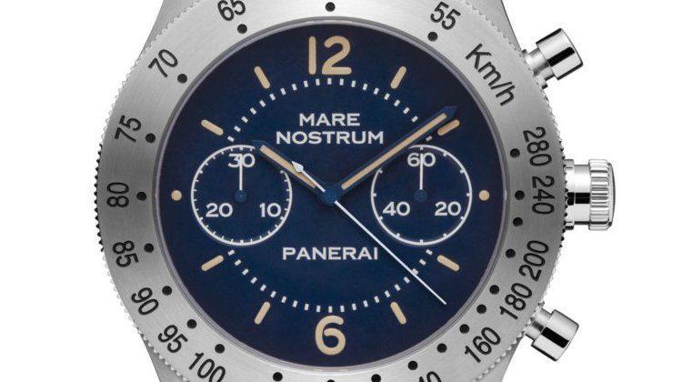 Panerai Presenta il Mare Nostrum Acciaio – 42 mm PAM00716