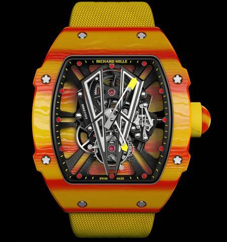 Orologio Richard Mille RM 27-03 Tourbillon Rafael Nadal #36292