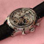 Hajime Asaoka Chronograph: Il Bello del Cronografo Davanti a Te!