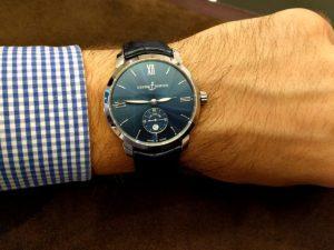 orologio Ulysse Nardin Classico Manufacture