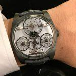 Emanuel Bouchet Complication One: Recensione