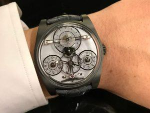 recensione orologio Emanuel Bouchet Complication One