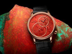 Jaquet Droz Grande Seconde Off-Centered Only Watch 2017 Cuprite