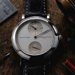 Alta Orologeria Ginevrina: Laurent Ferrier Galet Regulateur
