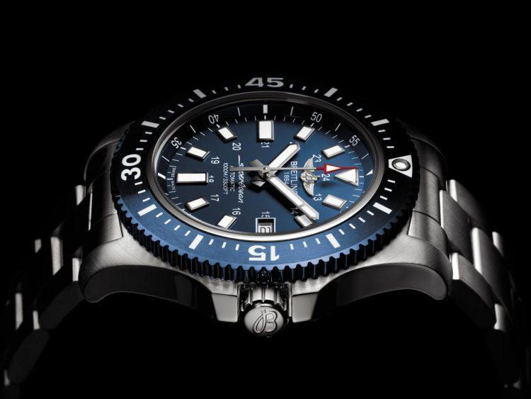 Breitling Superocean 44 Special blu