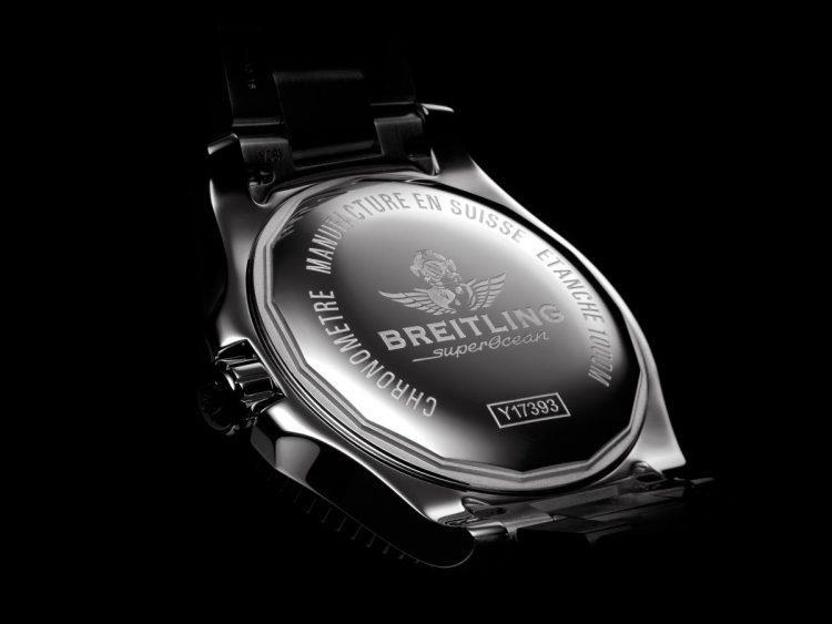 Breitling Superocean 44 Special fondello