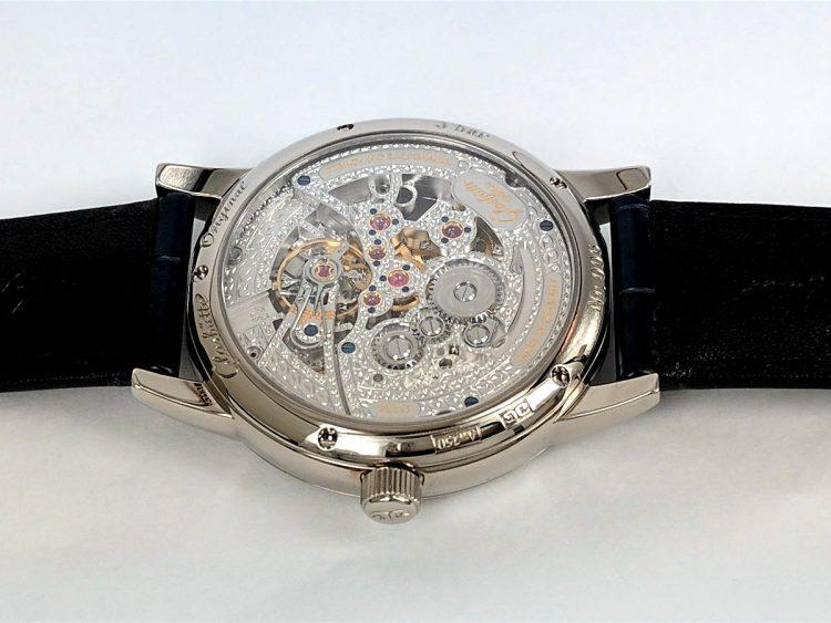 Senator Moon Phase Skeletonized Edition
